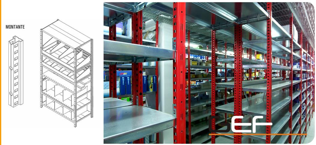 Scaffalature a ripiani in acciaio scaffali per ufficio for Scaffalature per negozi e arredi ufficio usato palermo
