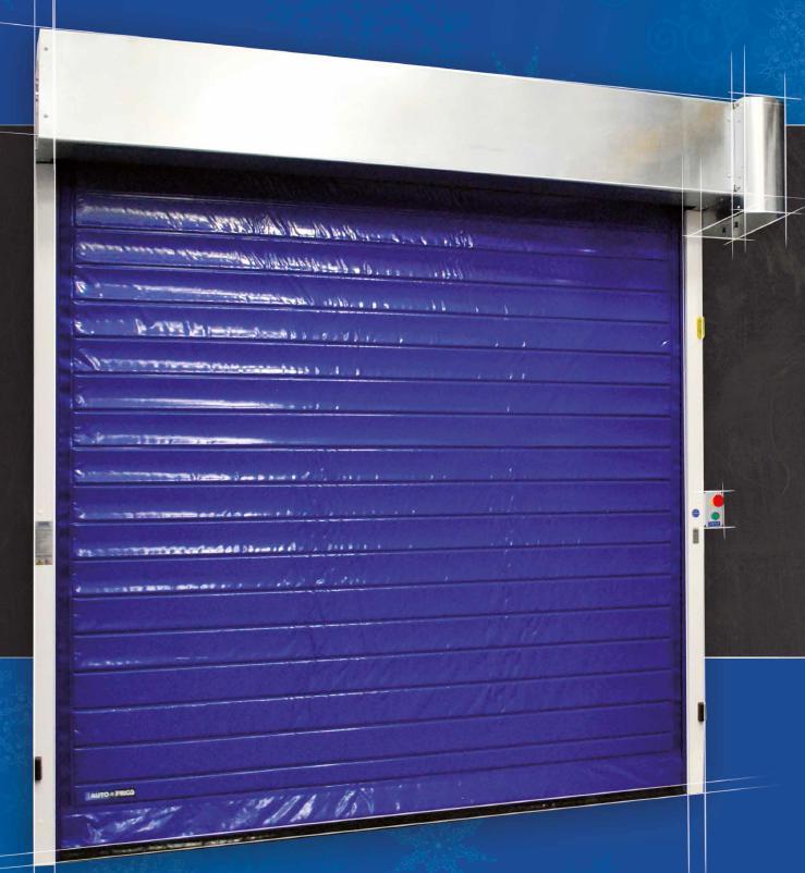 porte autoriparanti frigo colore blu
