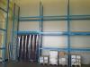 Divisori in Pannelli con porta a strisce