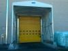 TUNNEL con CORDOLI prefabricati